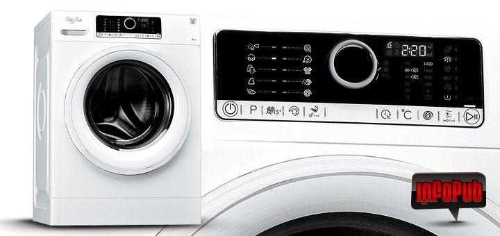 masina de spalat rufe whirlpool supreme care fscr80412 infopub. Black Bedroom Furniture Sets. Home Design Ideas